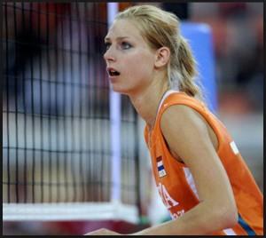 女子バレーオランダ代表は美人が多い?平均身長とフリール選手は ...